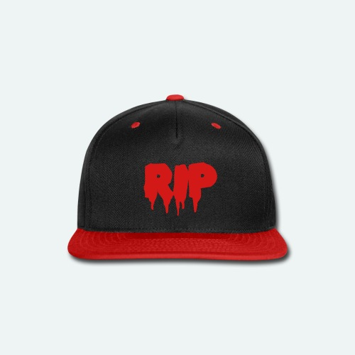 R.I.P - Snap-back Baseball Cap