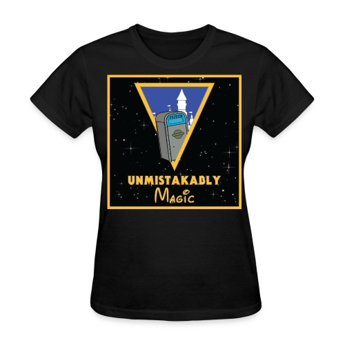 Women's Castle Logo T-Shirt - Women's T-Shirt