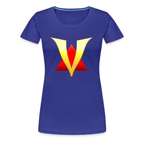 VenturianTale Logo - Women's Premium T-Shirt