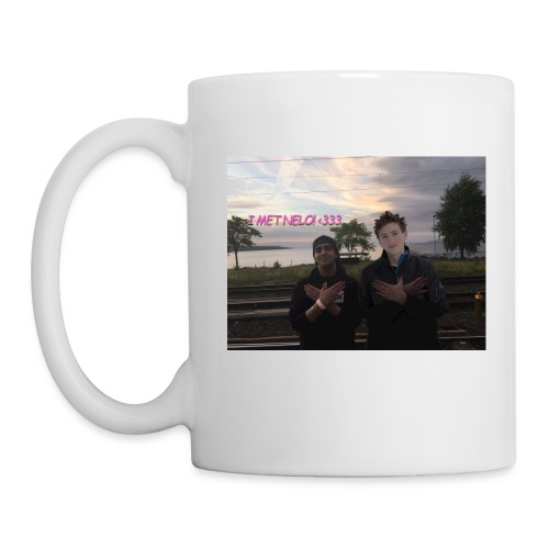 crude and nelo mug - Coffee/Tea Mug