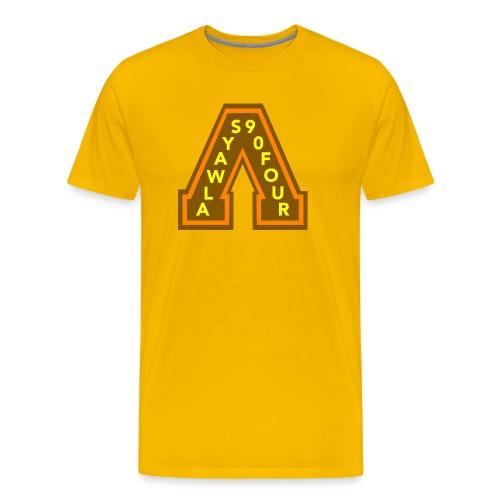 Always a Champion Gold set - Men's Premium T-Shirt