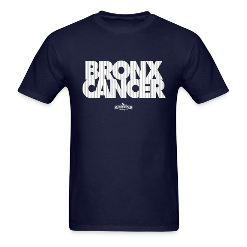 Bronx - Cancer - Men's T-Shirt