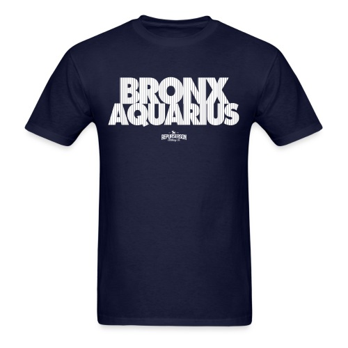 Bronx - Aquarius - Men's T-Shirt
