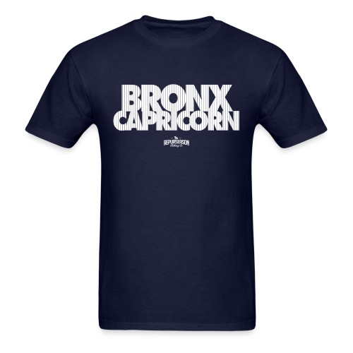 Bronx - Capricorn - Men's T-Shirt