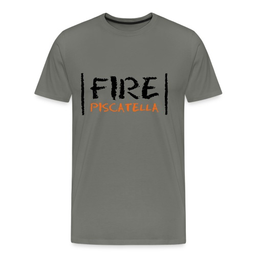 Fire Piscatella - Men's Premium T-Shirt