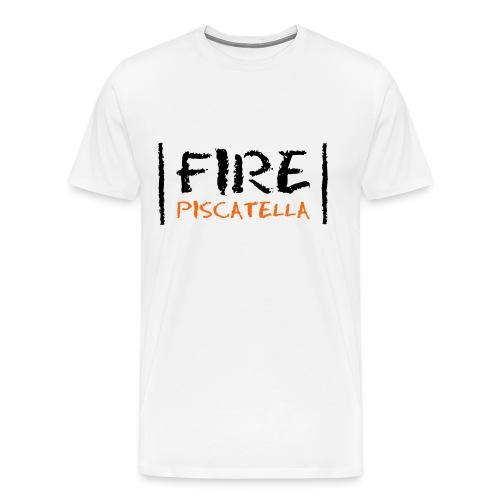 Fire Piscatella - Men's Premium T-Shirt