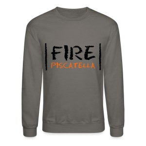 Fire Piscatella - Crewneck Sweatshirt