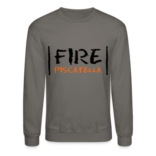 Fire Piscatella - Crewneck Sweatshirt