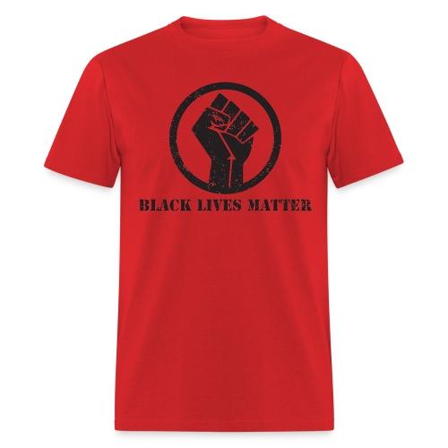 BLM - Black Solidarity - Men's T-Shirt