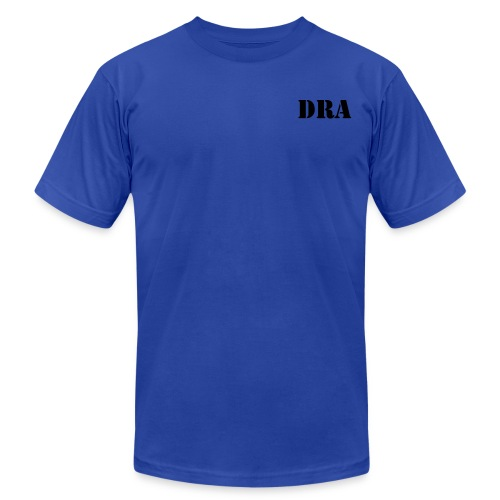 dra_wings2 - Men's T-Shirt by American Apparel