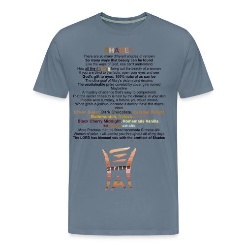 Kaleidoscope Beta G - Men's Premium T-Shirt