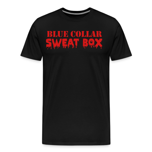 The Sweat Box Tee - Men's Premium T-Shirt