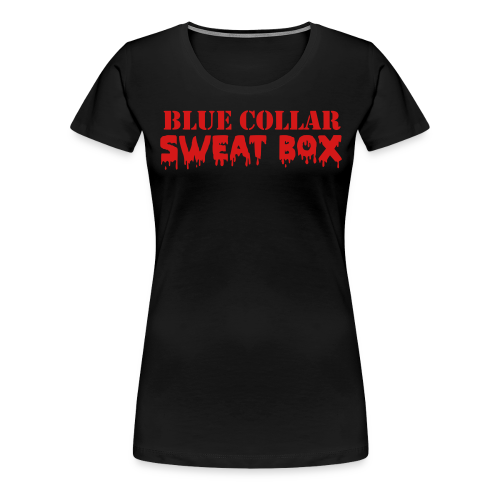 Ladies' The Sweat Box Tee - Women's Premium T-Shirt