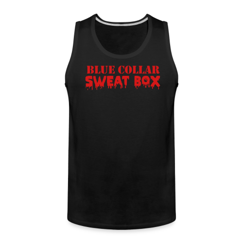 The Sweat Box Tank - Men's Premium Tank