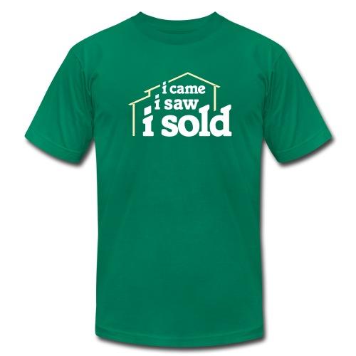 I Came I Saw I Sold - Men's  Jersey T-Shirt