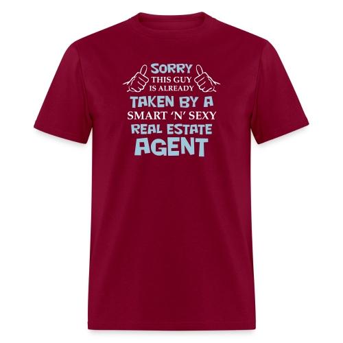 This Guy is Already Taken - Men's T-Shirt