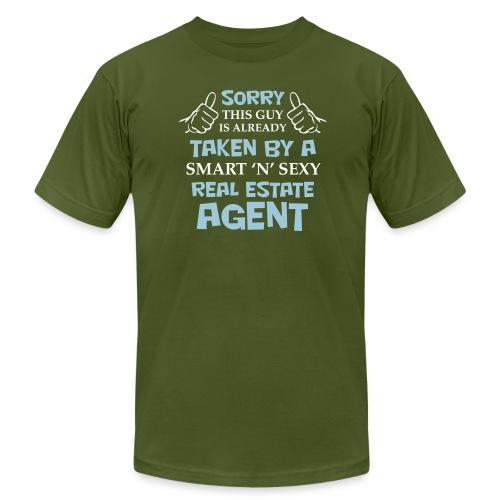 This Guy is Already Taken - Men's Fine Jersey T-Shirt