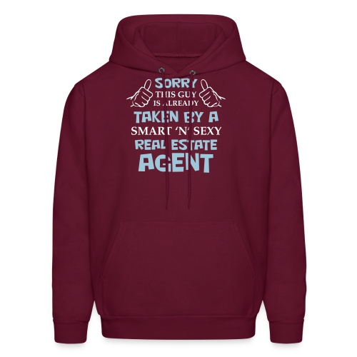 This Guy is Already Taken - Men's Hoodie