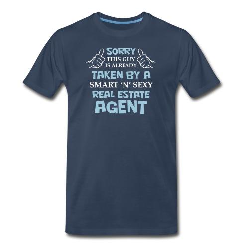This Guy is Already Taken - Men's Premium T-Shirt