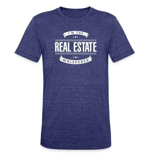 I'm The Real Estate Whisperer - Unisex Tri-Blend T-Shirt