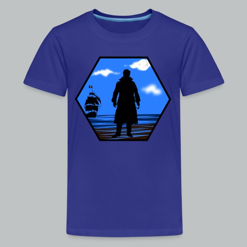 Hook - Kid's - Kids' Premium T-Shirt