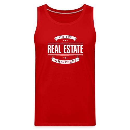I'm The Real Estate Whisperer - Men's Premium Tank