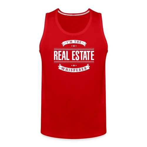 I'm The Real Estate Whisperer - Men's Premium Tank