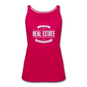 I'm The Real Estate Whisperer - Women's Premium Tank Top