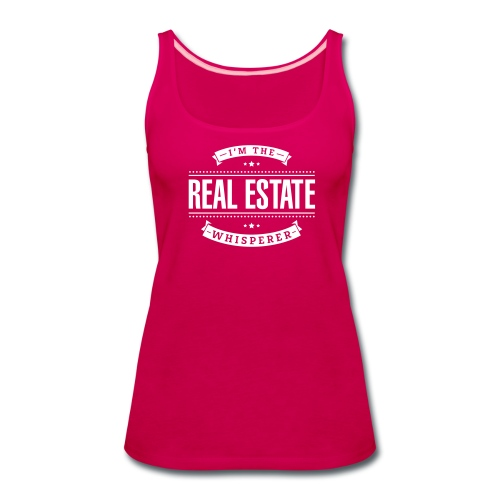 I'm The Real Estate Whisperer - Women's Premium Tank Top