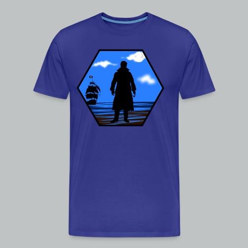 Hook - Men's - Men's Premium T-Shirt