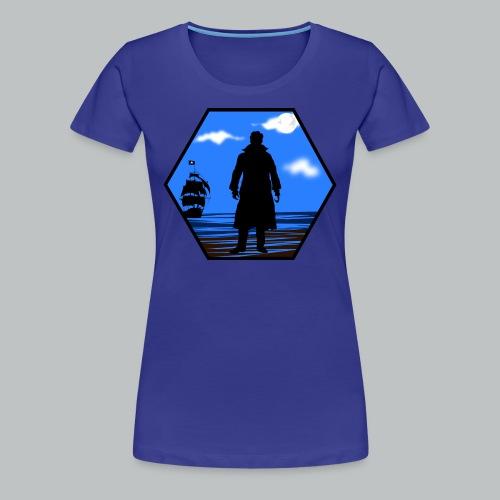 Hook - Women's - Women's Premium T-Shirt