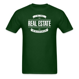 I'm The Real Estate Whisperer - Men's T-Shirt