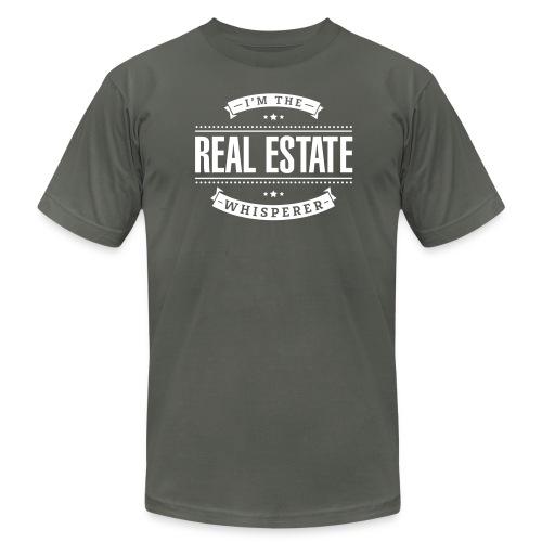 I'm The Real Estate Whisperer - Men's  Jersey T-Shirt