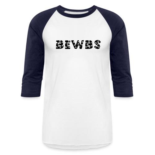 Baseball T-Shirt Bewbs - Baseball T-Shirt