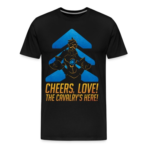 Cheers Love - Men's Premium T-Shirt