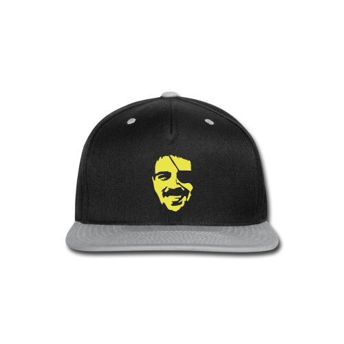 Maddox Snap Back Baseball Cap - Snap-back Baseball Cap