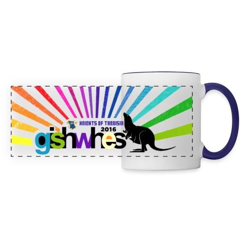 Colors Mug - 2016 Knights of TARDISia - Panoramic Mug