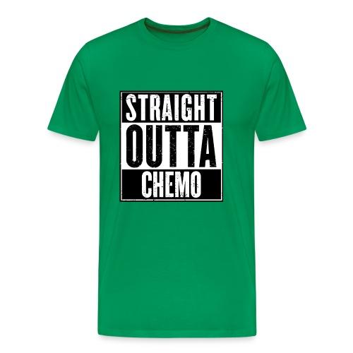 Straight Outta Chemo T-shirt - Men's Premium T-Shirt