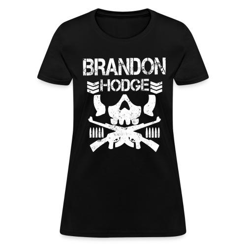 Official Brandon Hodge Bullet Club Women's Shirt - Women's T-Shirt