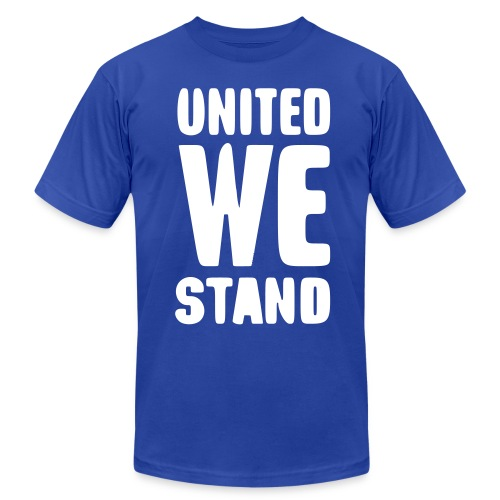 United We Stand - Men's Fine Jersey T-Shirt