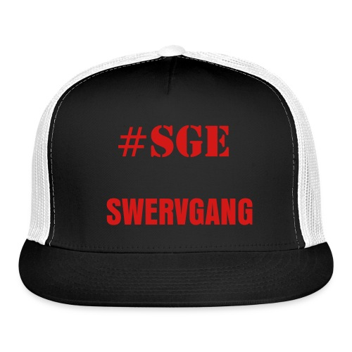 Swerving Hat - Trucker Cap