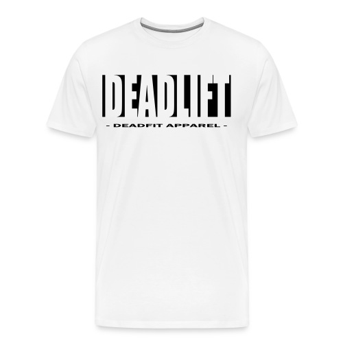 Deadlift Premium T-shirt - Men's Premium T-Shirt