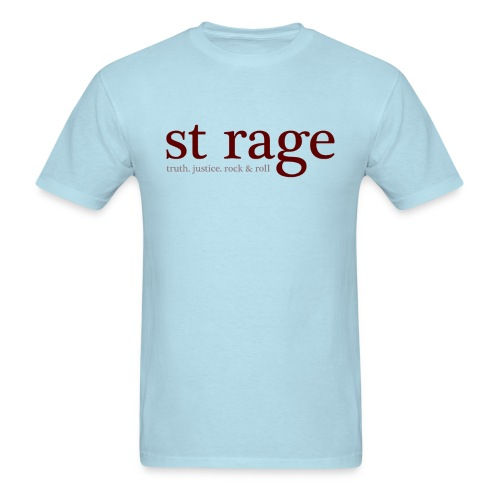St Rage - Men's T-Shirt