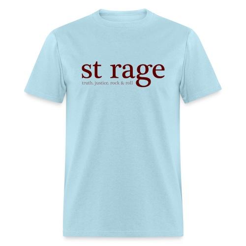 St Rage - Men's T-Shirt
