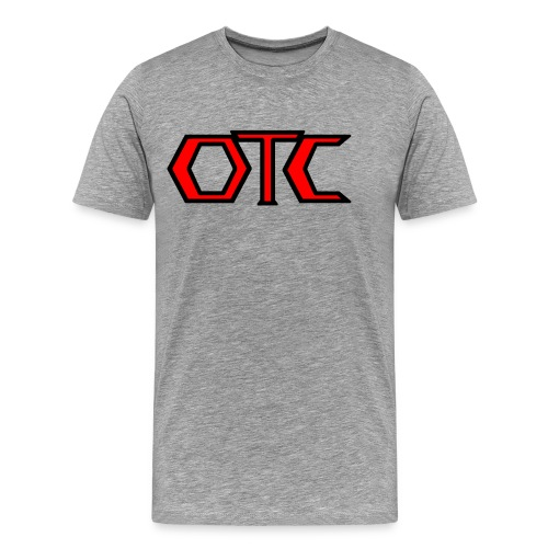 OuTcry Grey T-Shirts - Men's Premium T-Shirt
