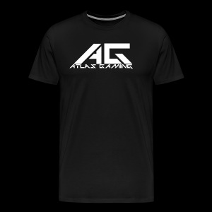 Atlas Gaming (classic) Shirt - Men's Premium T-Shirt