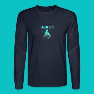 Aids by Mako - Men's Long Sleeve T-Shirt