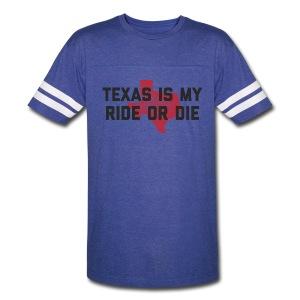 Ride Or Die - Vintage Sport T-Shirt