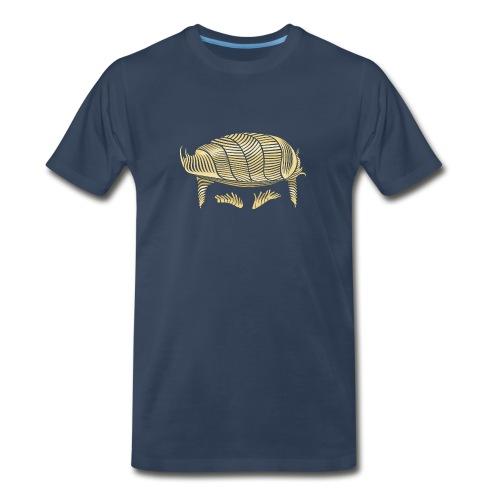 Make America Great T-Shirt - BLUE - Men's Premium T-Shirt