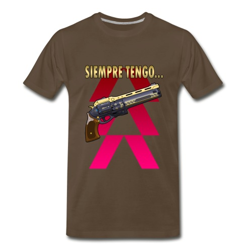 Ultima Palabra - Men's Premium T-Shirt